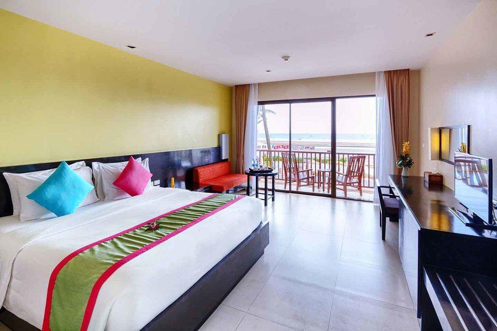 Apsara Beachfront Resort & Villa deluxe zimmer 3
