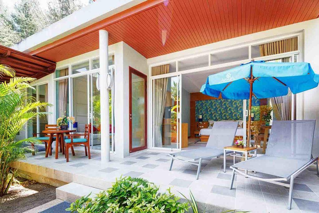 Apsara Beachfront Resort & Villa jacuzzi villa 1
