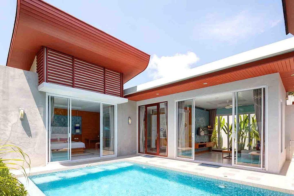 Apsara Beachfront Resort & Villa pool villa 1