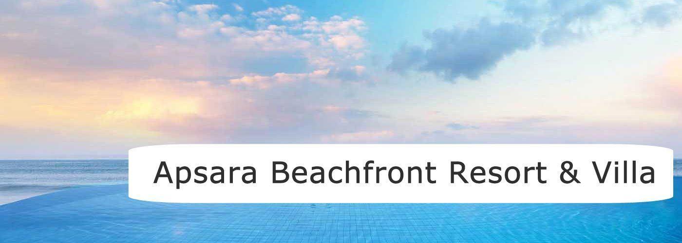 Apsara Beachfront Resort & Villa banner