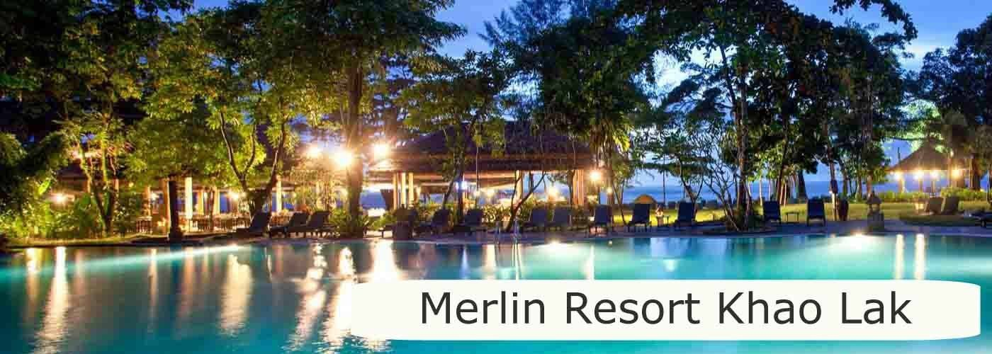 Merlin Resort Khao Lak banner