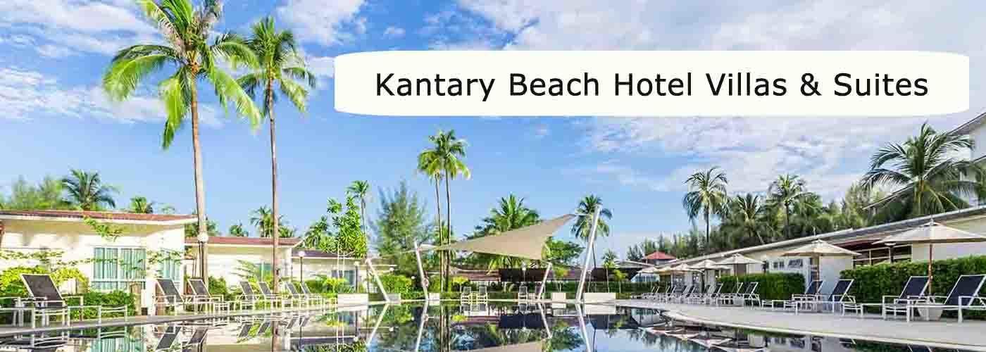 kantary beach hotel villas & suites khao lak banner