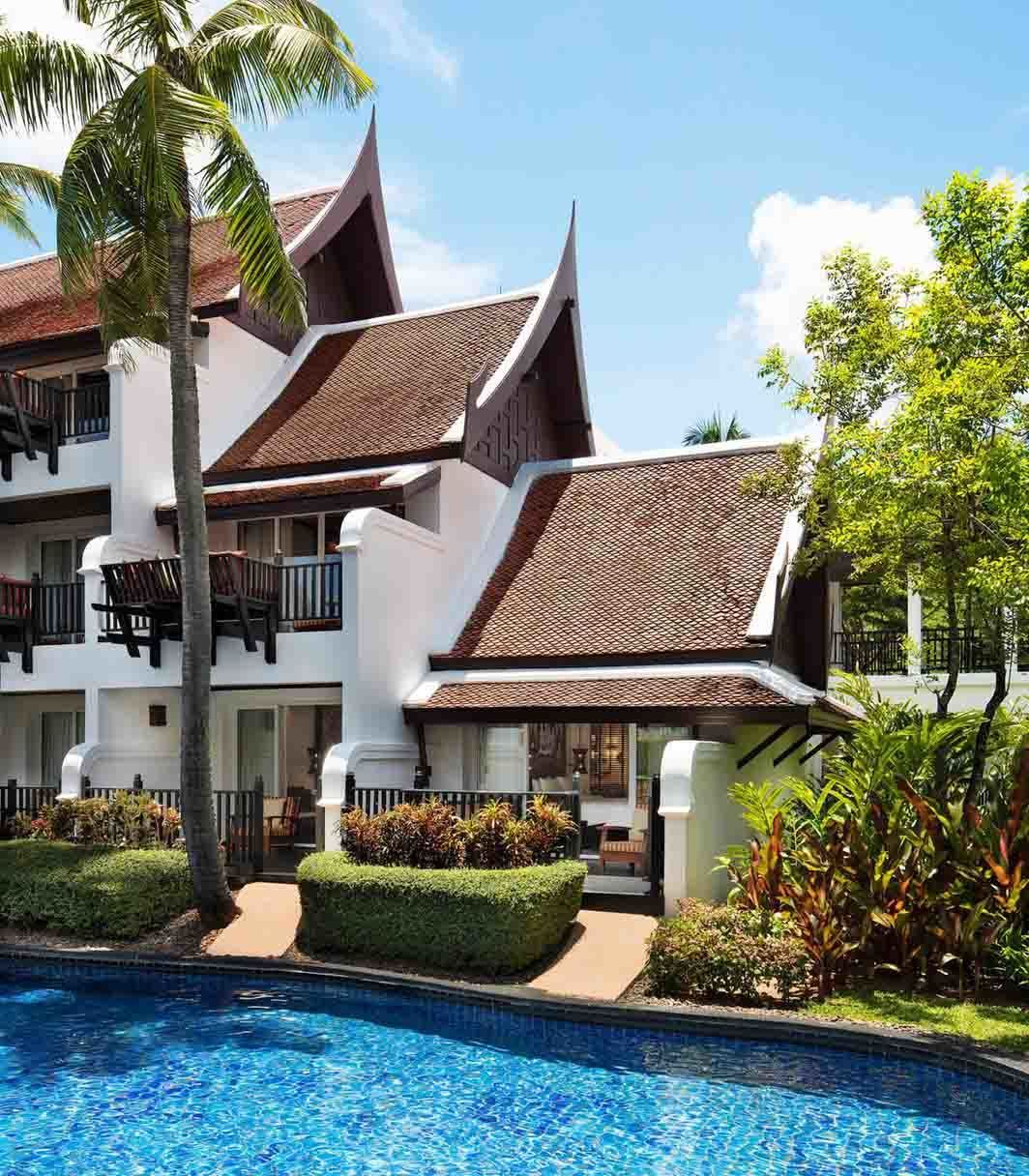 Marriott Khao Lak deluxe lagoon pool access 2