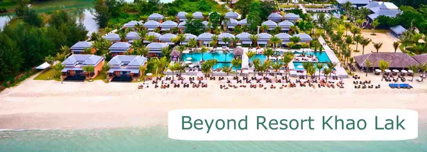 beyond resort khao lak banner