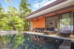 pool villa 1 schlafzimmer