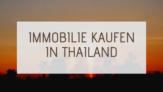 immobilie kaufen in thailand haus wohnung kaufen phuket khao lak hua hin pattaya